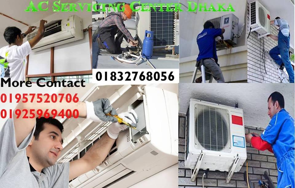 AC Service Center dhaka