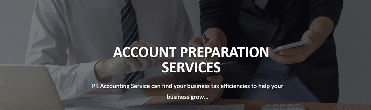 PK Accounting Service